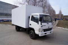 "BAW Фenix 33462 Изотермический фургон ""под европаллет"" (50 мм)"