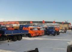 КАМАЗ с КМУ Palfinger INMAN IT-150 цена 4796000 рублей.