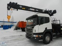 Scania P360 Hiab 190t