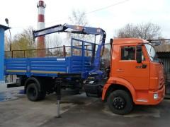 КамАЗ 4308 с PM9022