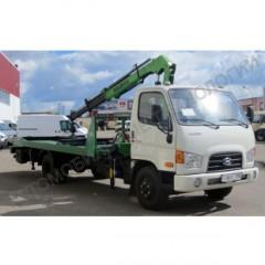 Эвакуатор Hyundai HD78 c MALIN.KA 9TZ-2