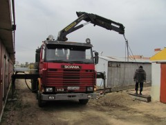 СКАНИЯ-113 с КМУ ПАЛФИНГЕР-21000