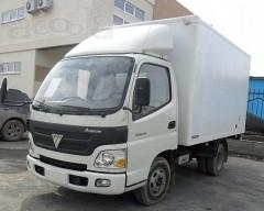 Изотермический фургон  Foton BJ 1061
