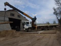 Хюндаи с корейским КМУ SOOSAN учавствует в строительстве