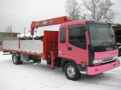 Isuzu Forward с КМУ Unic