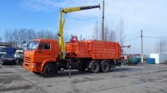 Hyva Crane HB80E2