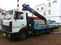 МАЗ 4370 с PM12012LA 1