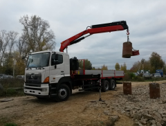 HINO 700 с КМУ  FASSI.png